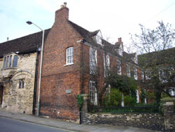 Boole's school, 3, Pottergate, Lincoln