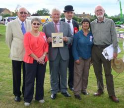 Launch of book on Lincolnshire's Farm Animals, 2012