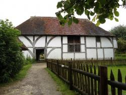 Bayleaf Farmhouse, Weald and Downland Museum