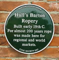 Barton upon Humber, Hall's Ropery