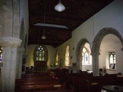 Great Coates, St Nicholas, interior