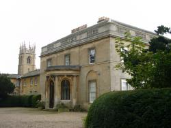 Hackthorn Hall & Churchl