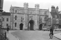 Lincoln, Exchequergate