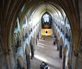 Lincoln Cathedral, Nave, Banks's View