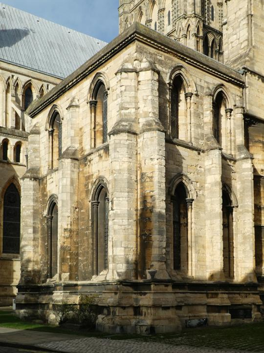 Lincoln Cathedral, Southeast Transept, Song School