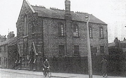 Wesleyan Methodist Church, Rasen Lane, Lincoln