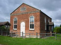 Tetney Lock, Primitive Methodist Chapel