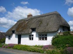 Thimbleby mud and stud cottage