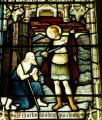 Withcall, St Martin, Stained Glass